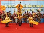 广治省隆重举行溪生战役胜利45周年庆典