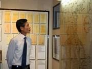 """""""越南黄沙与长沙群岛—历史证据""""地图资料展览会在河内开展"""