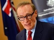 澳大利亚推动与缅甸的关系