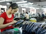 越南制鞋皮革业将从各项贸易协定中获利
