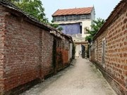 唐林古村保护与修缮规划提案公之于众