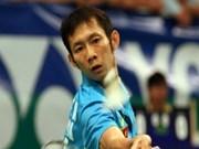 2013年美国羽毛球黄金大奖赛:越南羽毛球名将阮进明晋级四分之一决赛
