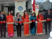 2013年越南手工艺品博览会拉开序幕