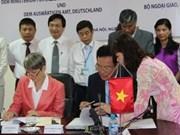 越南将德语列入各所高中学校教学课程