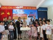 """""""国际曼德拉日""""纪念典礼在越南举行"""