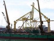 岘港港口将成为全国最大集装箱港