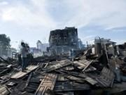 缅甸解除中部密铁拉市紧急状态