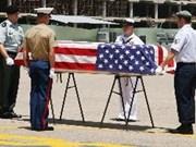 越美退伍军人承诺加强合作