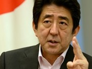 日本首相安倍晋三出访东南亚三国