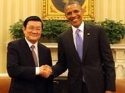 越南外长范平明:越美关系将迈出新步伐