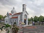 胡志明市幸通西教堂