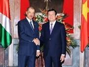 塞舌尔共和国总统圆满结束对越南的正式访问