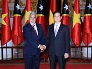 东帝汶总理访问越南取得圆满成功
