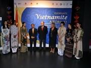 越南文化空间展览会在意大利都灵市拉开序幕