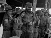 古巴媒体刊登菲德尔·卡斯特罗领袖访问越南的难忘回忆