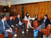越南与南非加强司法领域的合作