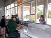越柬边区居民纷纷开展友好交流活动