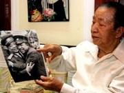 越南人民军大将武元甲是老挝人民的伟大朋友