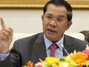 柬埔寨承诺维持柬泰国边界线和平与稳定