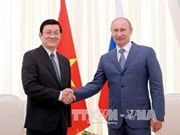 越南驻俄大使:俄总统访越充分体现俄方重视加强同对关系