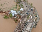 越南领导人致电菲律宾总统对台风灾情表示慰问