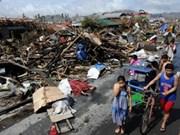 菲律宾:超强台风海燕造成的伤亡人数持续上升
