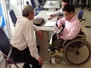 越南积极响应国际残疾人日