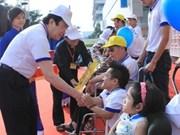 越南积极响应12.3国际残疾人日