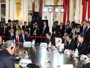 越南政府总理阮晋勇出席东盟—日本峰会