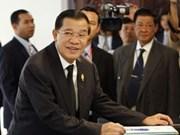 柬埔寨国家选举委员会宣布不重新举行国会选举