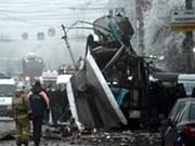 张晋创主席伏尔加格勒遭恐怖袭击向俄总统致慰问电