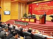 阮晋勇总理:自然资源与环境行部要把制定政策视为首要优先任务
