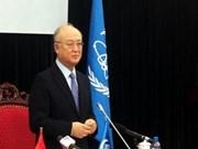 IAEA承诺将积极协助越南发展核电