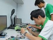 胡志明市与日本合作发展高科技产业