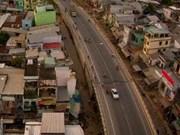 越南芹苴市—九龙江三角洲地区经济中心