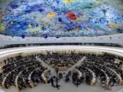 越南参加联合国人权理事会普遍定期审议第二轮审查