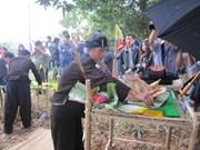 卢族独特的柬孟节