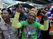 泰国政治动荡影响经济增长