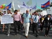 洪森首相:柬埔寨政府机构正常运行