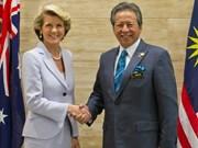 马来西亚与澳大利亚促进双边关系