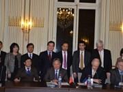 越南与法国加强法律与司法合作