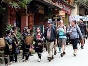2014年2月份越南接待国际游客量85万人次