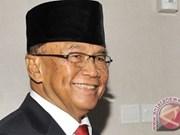 印尼人民协商会议主席西达尔托开始对越南进行访问