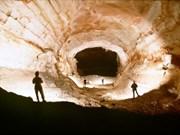 广平省仙山洞吸引众多游客前来观光旅游