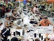 2013年越南纺织品对中东市场出口激增