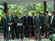 柬埔寨选举机制改革:人民党和救国党意见不同