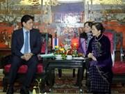 越南河内市与泰国曼谷加强旅游发展合作