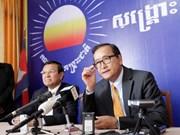 柬埔寨执政党人民党:救国党要对谈判是否正常进行负责任