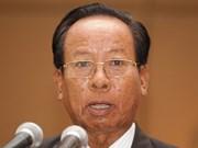 柬埔寨国防大臣敦促救国党参加国会