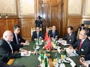 阮生雄主席同瑞士联邦议会国民院议长举行会谈
